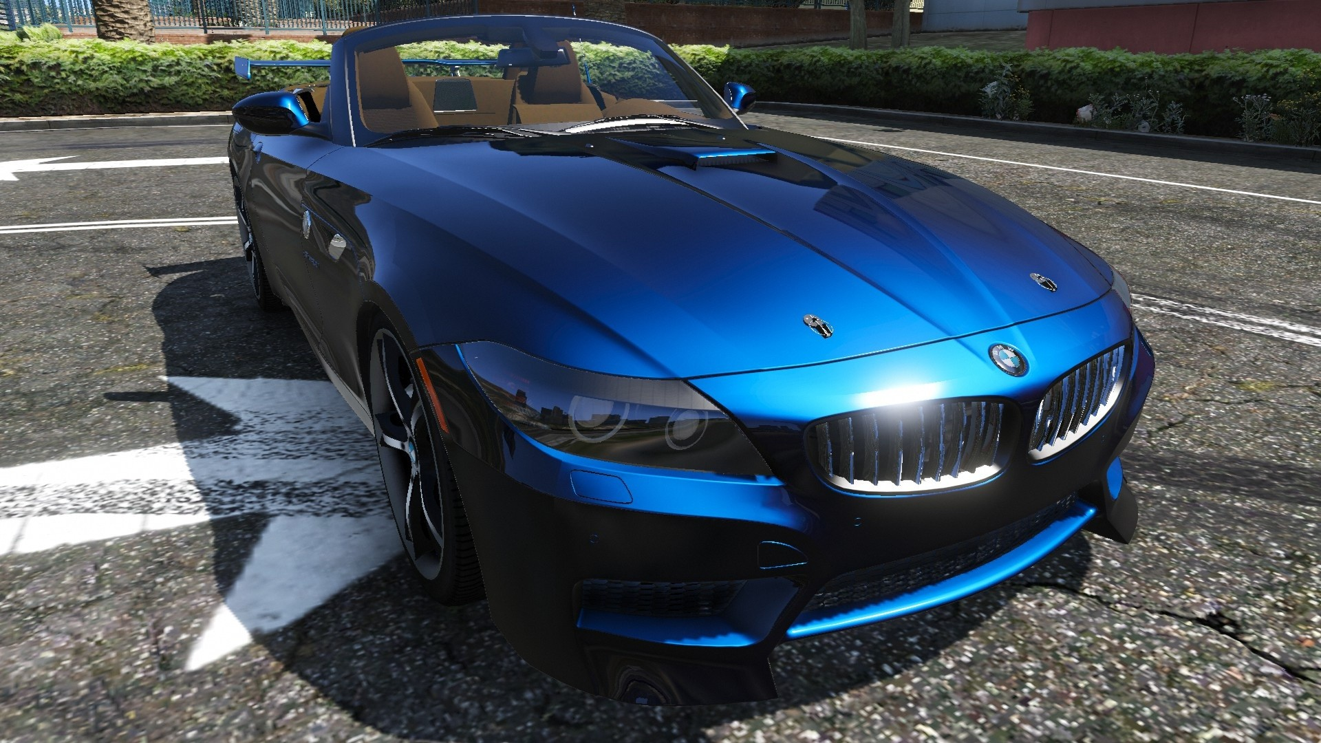 bmw z4 v hicules t l chargements gta 5. Black Bedroom Furniture Sets. Home Design Ideas